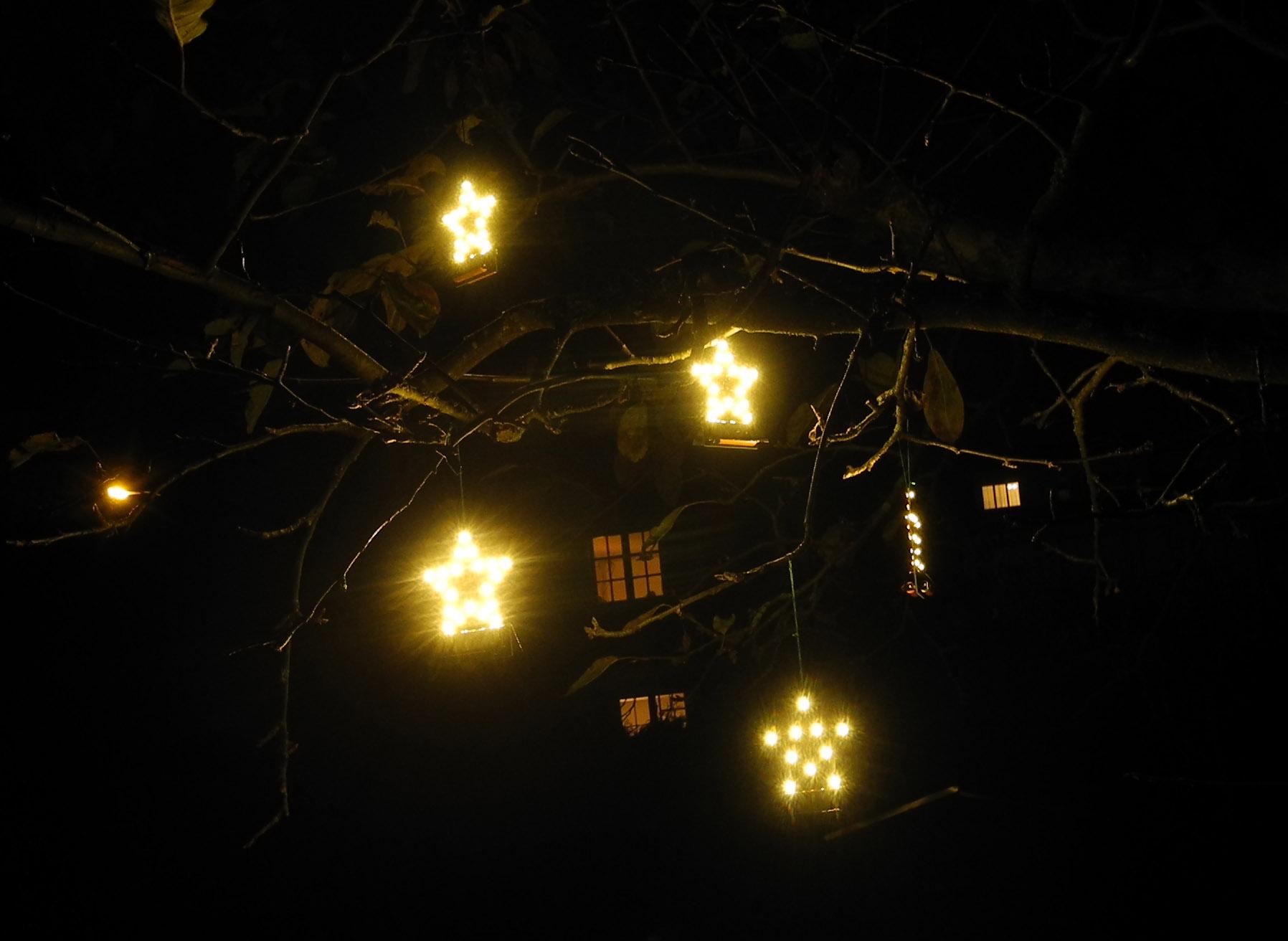 Solar Weihnachtsbeleuchtung.Weihnachtsbeleuchtungen Mit Solar Betreiben Smartpanel
